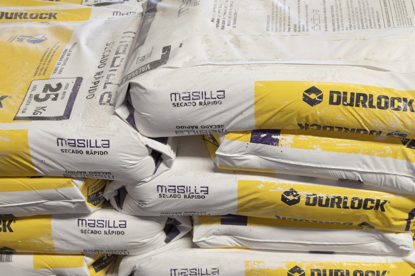 Productos Durlock para la construcción en seco
