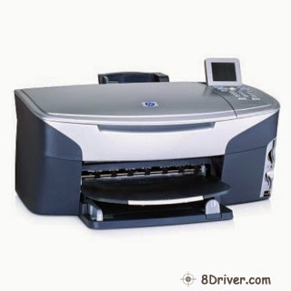 Driver HP PSC 2300 series 2.0.1 Printer – Download and installing guide