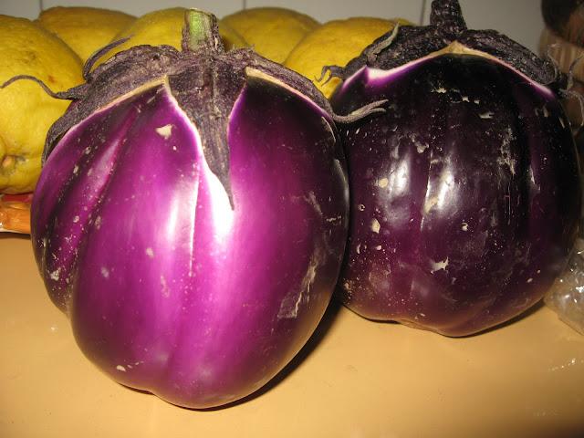 round eggplant parm