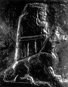 Goddess Gula Bau Image