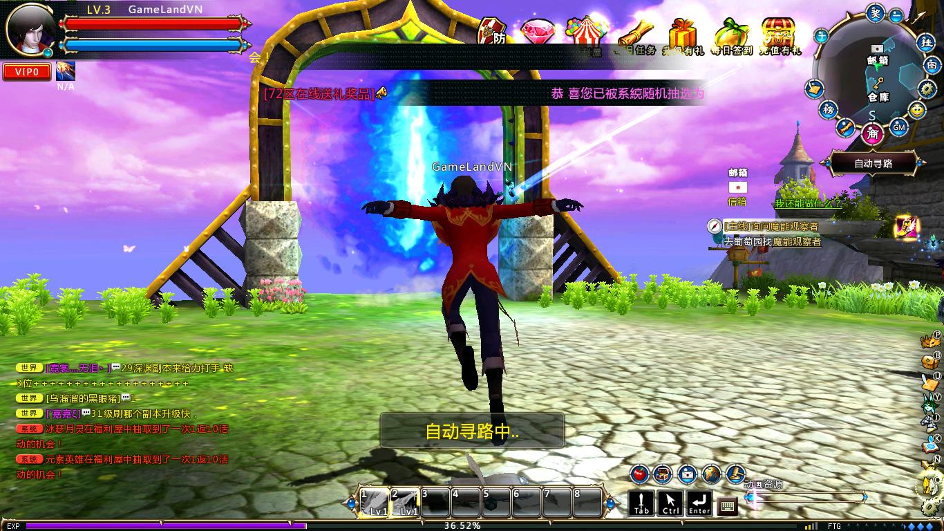 Một số hình ảnh về Daybreak Online Trung Quốc - Ảnh 16