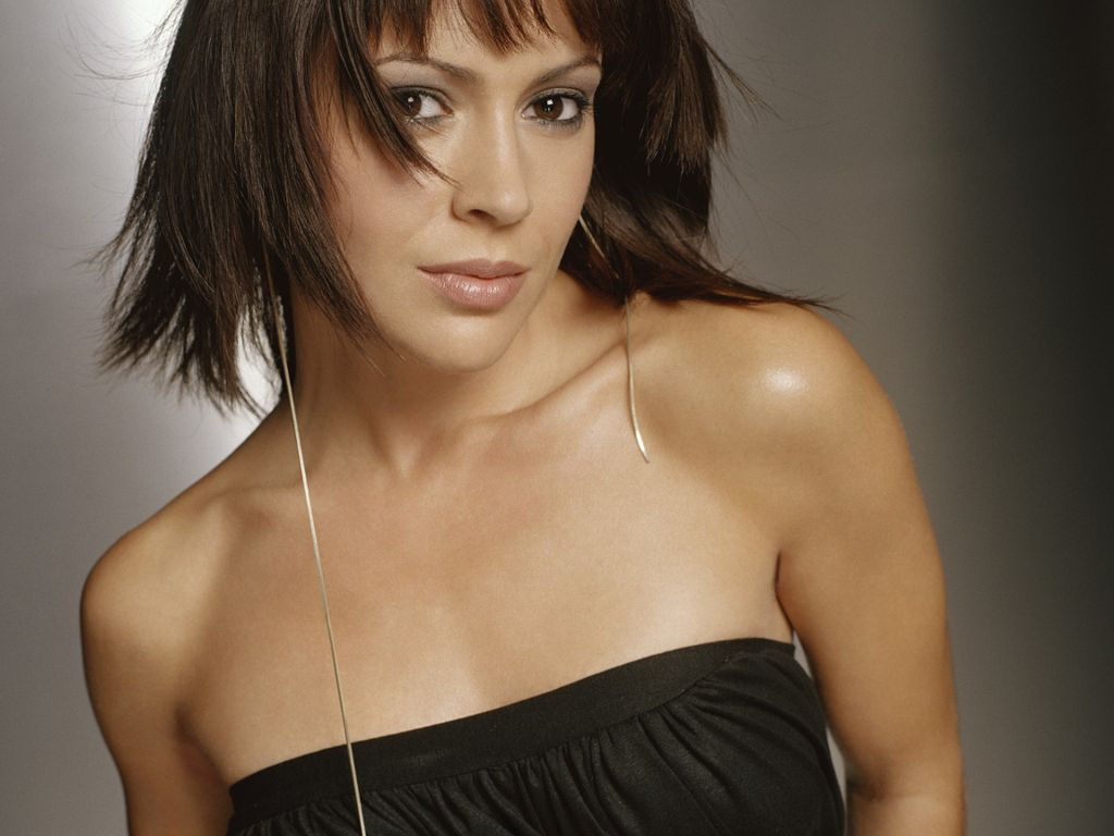 alyssa milano celebrities - photo #23