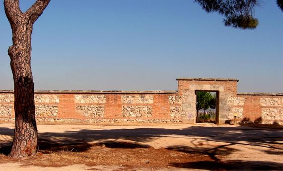 Casa de Campo - La ruta de la Tapia