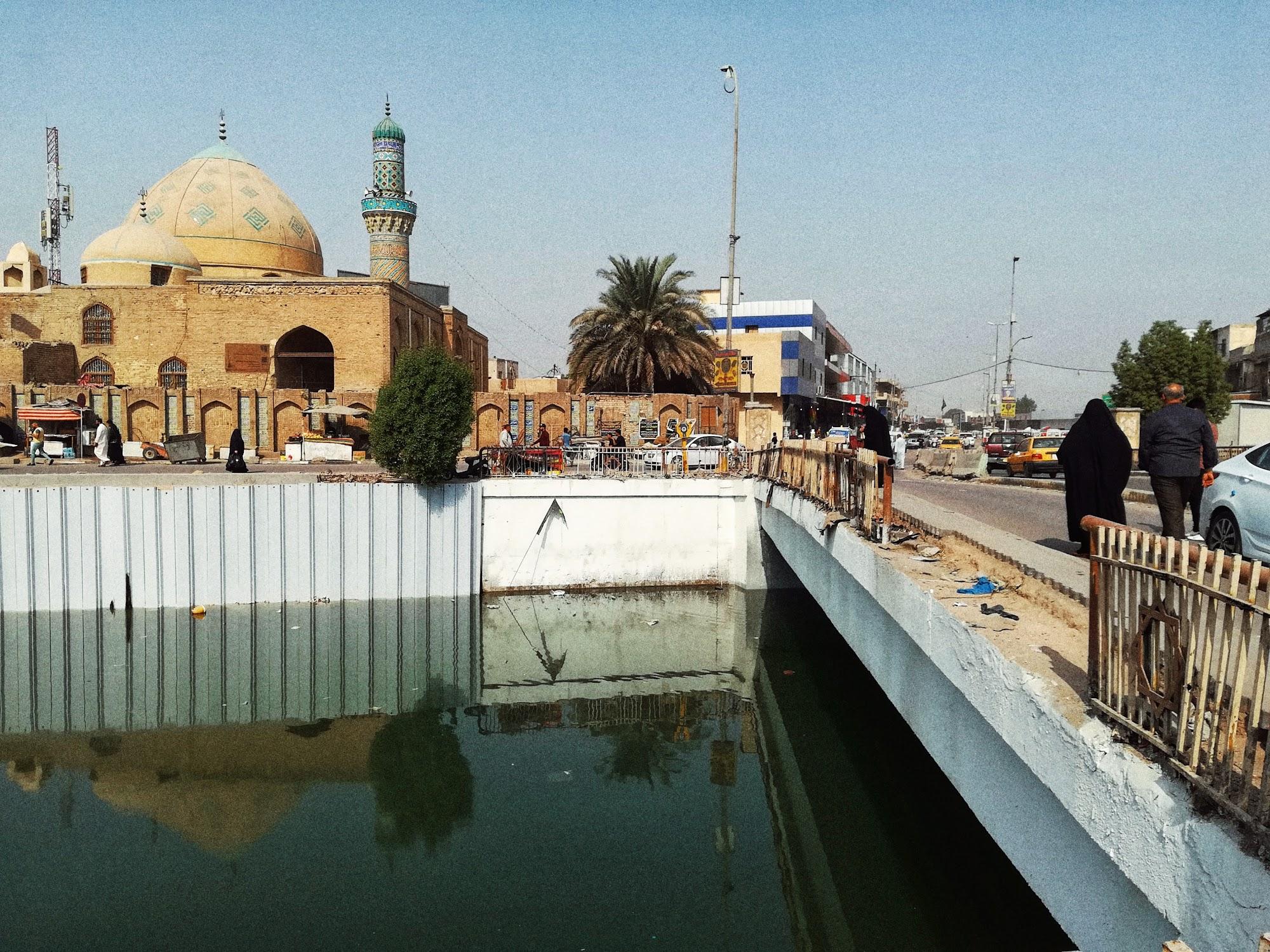 Reisinformatie Irak