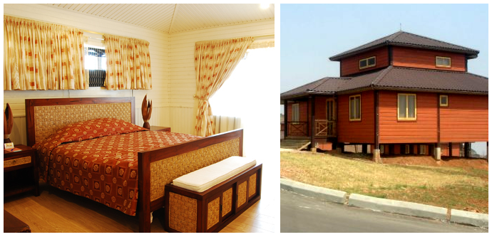 Accommodation @ Obudu Mountain