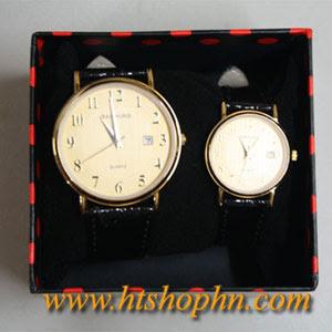 Đồng hồ đôi, đồng hồ cặp tình nhân, đồng hồ saphire, đồng hồ thời trang chỉ từ 22