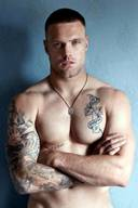 Hot Tattooed Guys Pictures Gallery 12