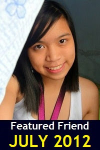 Featured Friend of July 2012