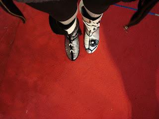 Stivali di Lia e Vincenza