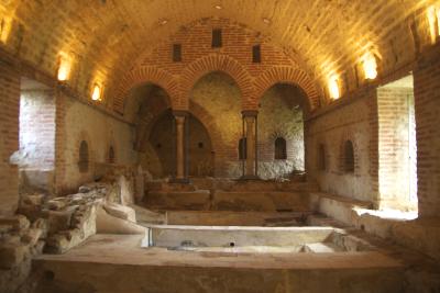 Sizilien - Cefalà Diana - Das arabische Badehaus