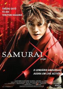 Filme Poster Samurai X - O Filme DVDRip XviD Dual Audio & RMVB Dublado