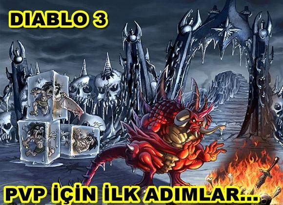 Diablo 3'te PvP Çok Yakında!