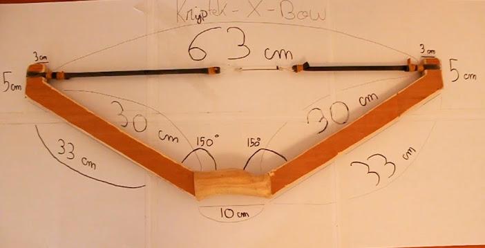fabriquer un arc en bois kryptek x bow youtube. Black Bedroom Furniture Sets. Home Design Ideas