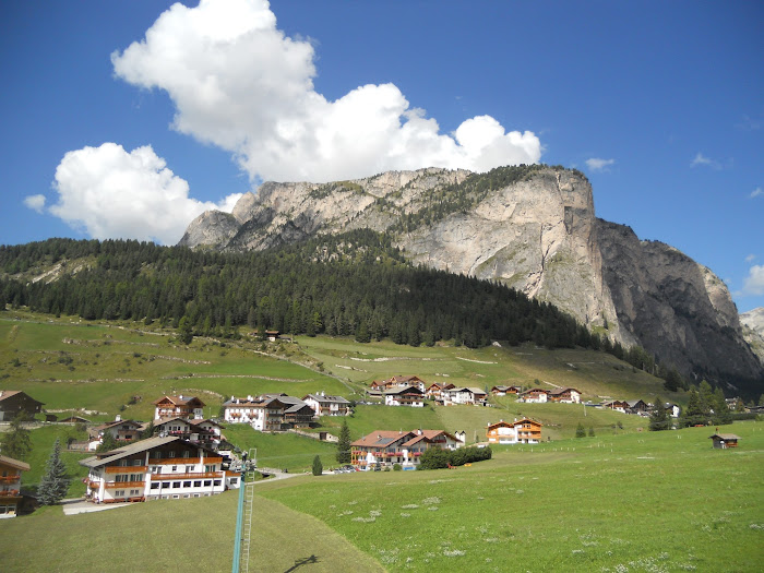 A view of Selva