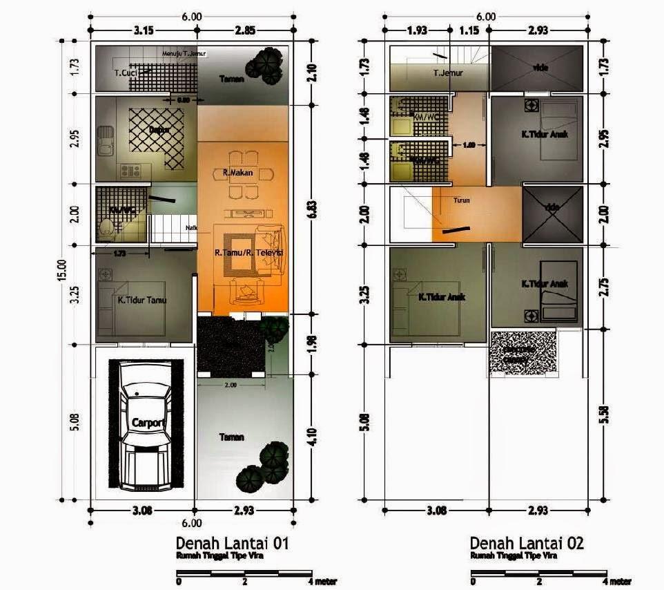 46 Sketsa Gambar Rumah Minimalis Sederhana Terbaru