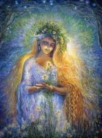Goddess Aega Image