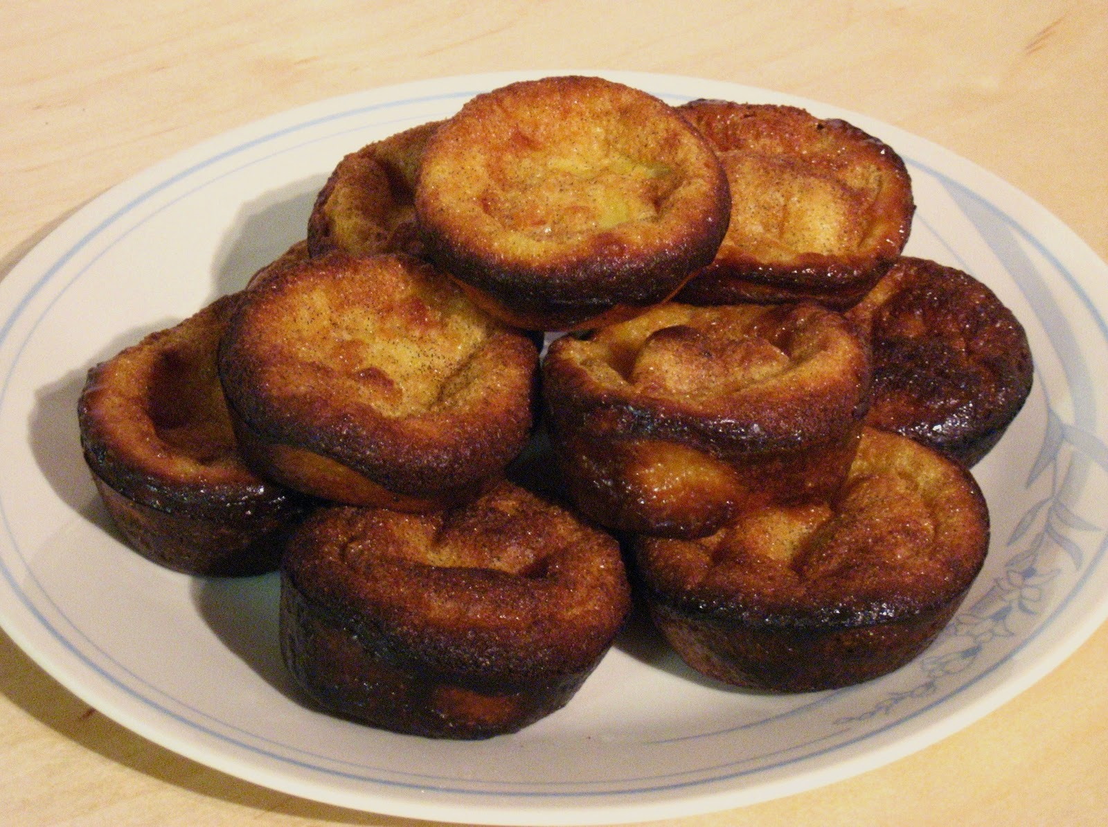 Canneles Pretenders Recipe — Dishmaps