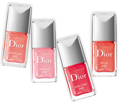 Dior Addict Gloss Le Vernis Collection