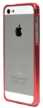 PATCHWORKS Alloy X for iPhone 5 Red