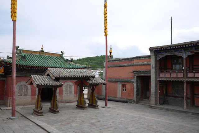 Kumbum Monastery (Taer Si) in Qinghai, China