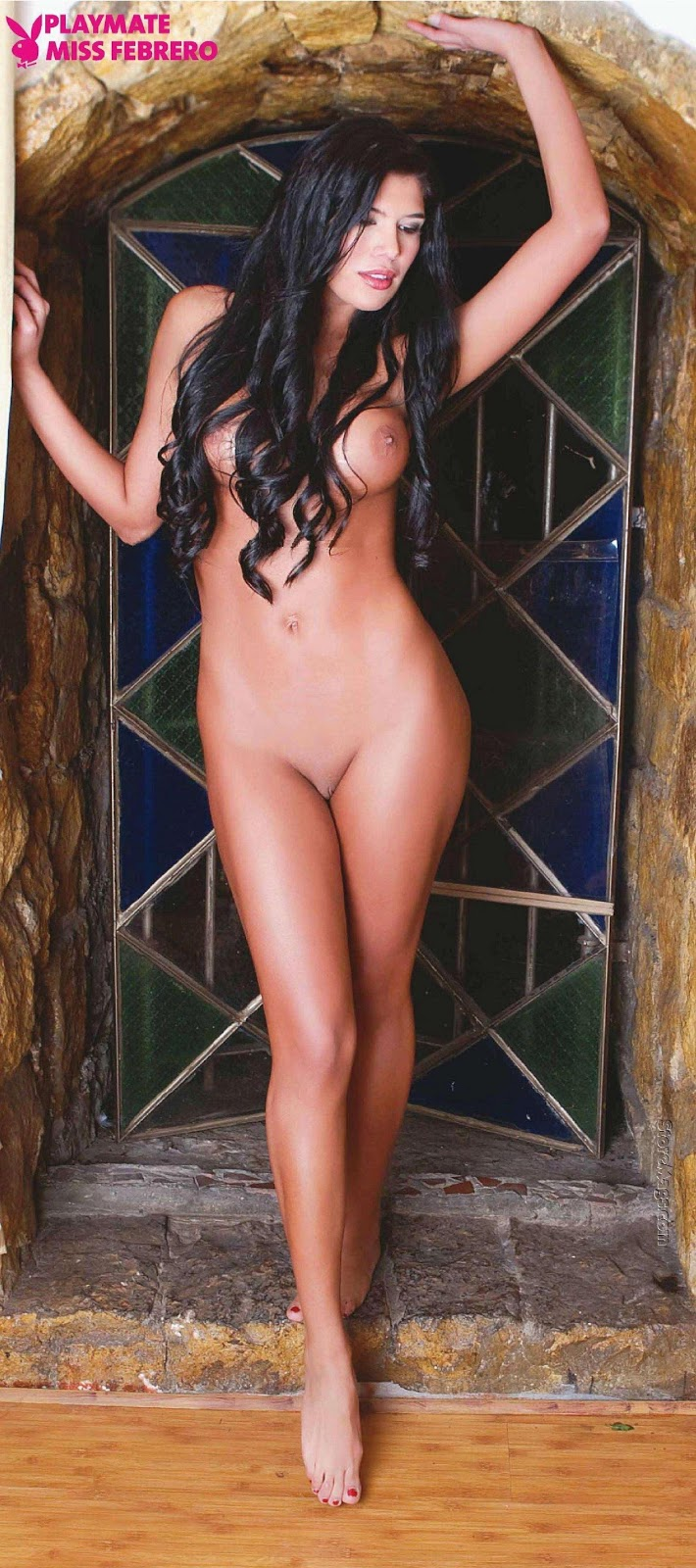 Laura Paladines Playboy Colombia