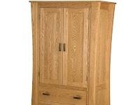 Oak Armoire Dressers
