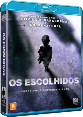 Filme Poster Os Escolhidos BDRip XviD Dual Audio & RMVB Dublado