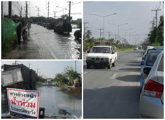 ถนนศาลายา-บางเลน