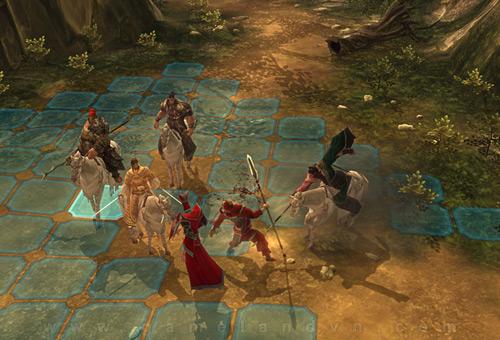 """Đôi nét về """"siêu webgame"""" Epic of the Three Kingdoms 9"""