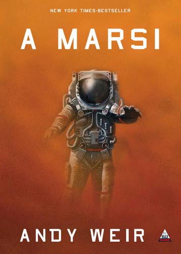 Andy Weir: A marsi (Fumax, 2014)