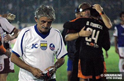 Jovo Cuckovic Persib Bandung