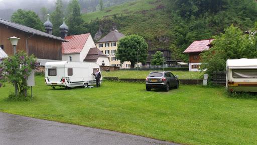Camping Erne, Klostertalerstr. 64, 6752 Dalaas, Österreich, Campingplatz, state Vorarlberg