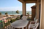 Apartamentos en 1ª linea de playa, con