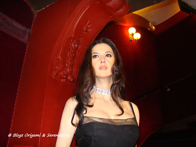 Monica Bellucci, Musee Grevi, Paris, elisaorigami, travel, blogger, voyages, lifestyle