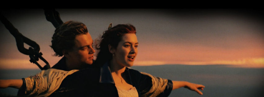 Titanic 3d facebook cover