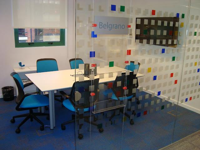 Las oficinas de google en argentina taringa for Google argentina oficinas