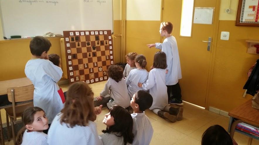 Projecte Escacs