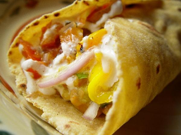 Burrito Wrap