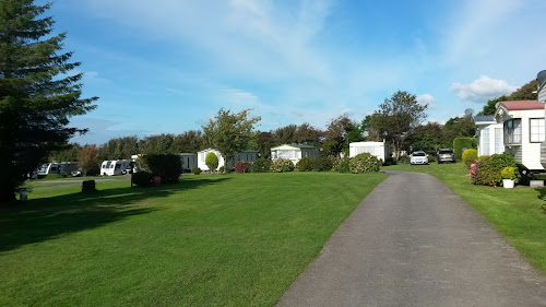 Well Park caravans at Well Park caravans
