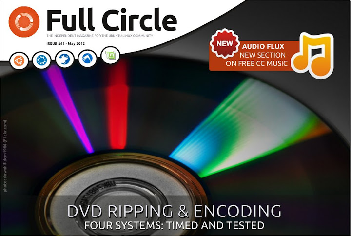 Full Circle Magazine Issue 61