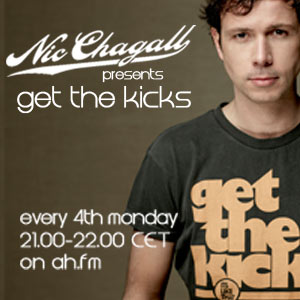 Nic Chagall – Get The Kicks 038