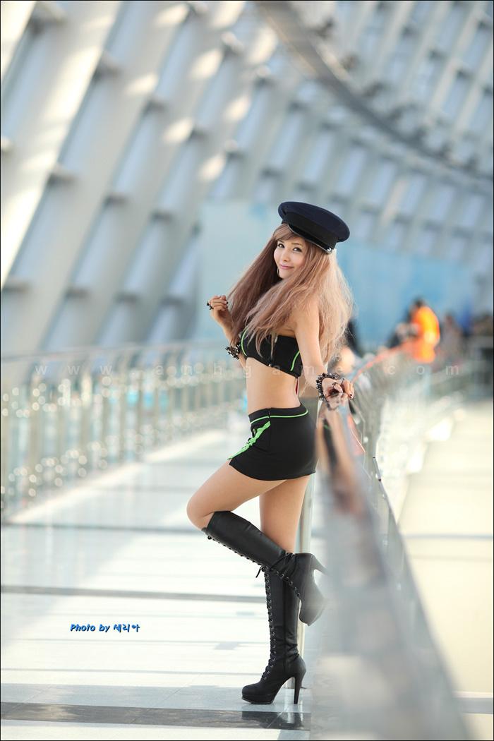 Showgirl G-star 2012: Cha Sun Hwa - Ảnh 87