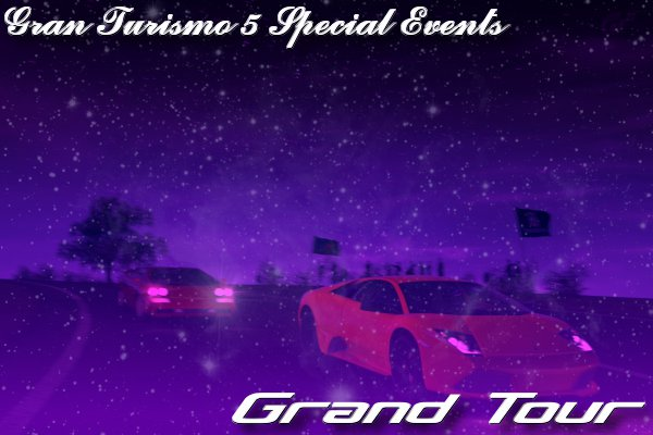 Gran Turismo 5 Grand Tour