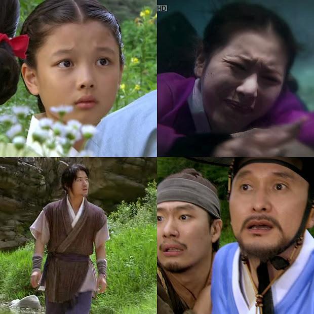 Kim Yoo Jung, Han Eun Jung, Suh Joon Young, Jang Hyun Sung