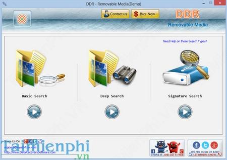 top 5 phan mem khoi phuc du lieu usb tot nhat 1 - 5 phần mềm khôi phục dữ liệu USB tốt nhất