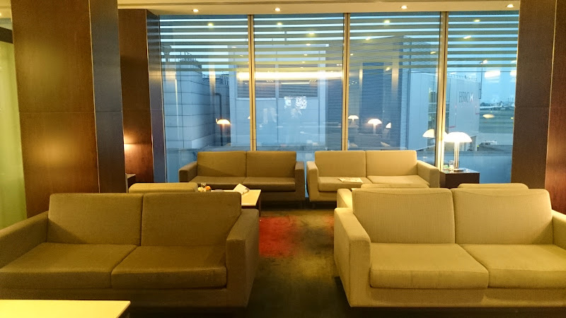 DSC 4572 - REVIEW - The Lounges of LHR T3 - EK, CX and BA (September 2014)