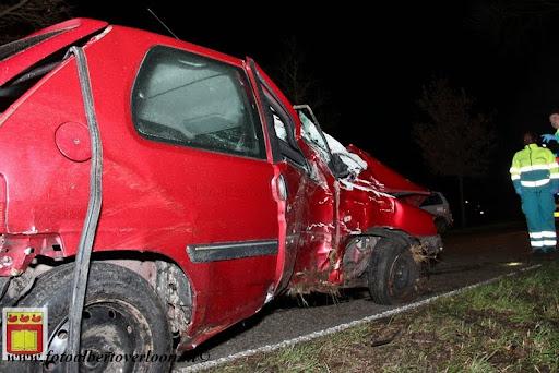 Automobilist gewond bij eenzijdig ongeval op de grens overloon venray 11-12-2012 (15).JPG