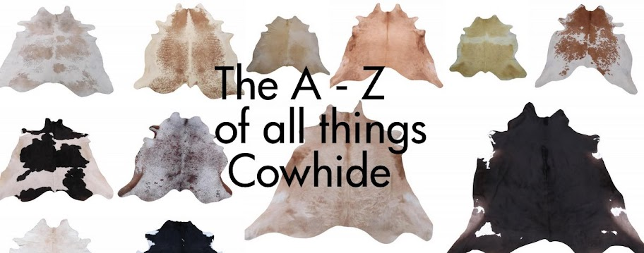 The A -Z of all things Cowhide