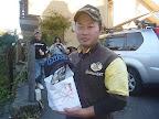 6位 堤章紀選手 副賞授与 2012-11-26T03:06:22.000Z
