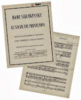 """El compositor valenciano Emilio Calandín imparte una conferencia sobre """"La Consagración de la Primavera"""" de Stravinsky."""